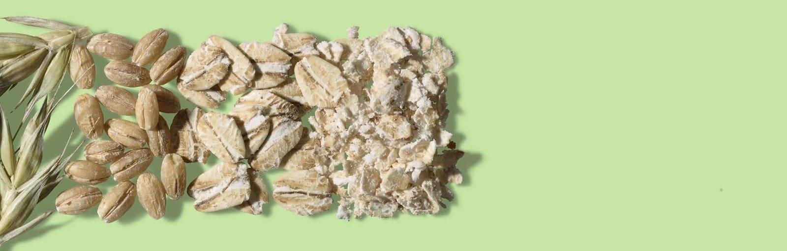 L'avoine, ingrédient des soins de la peau AVEENO®