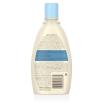 Arrière du flacon de la crème hydratante non parfumée Aveeno Soin de l'eczéma
