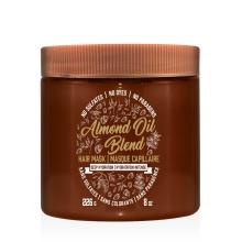 Pot du masque capillaire Aveeno à l'huile d'amande
