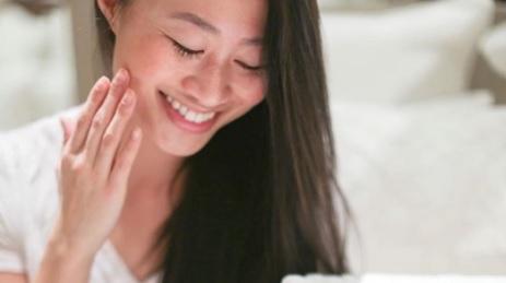 Données cliniques : Teint et texture de la peau